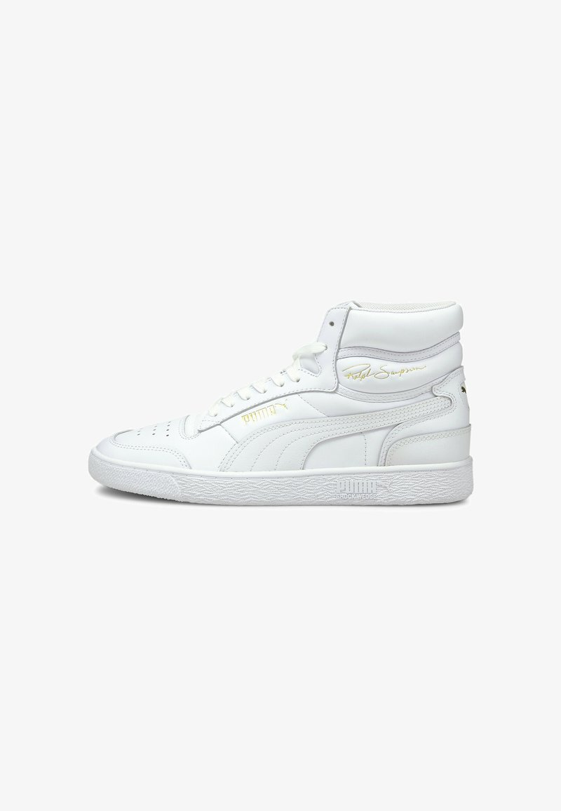 Puma - RALPH SAMPSON - Sneakers hoog - transparent