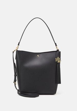 ADLEY SHOULDER MEDIUM - Handbag - black