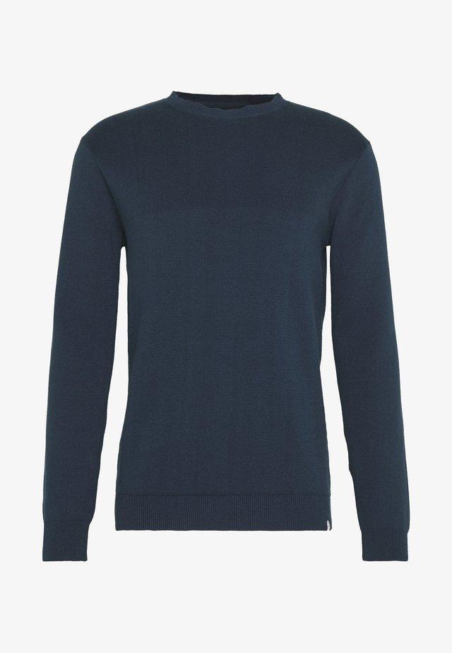 PEER - Pullover - dark saphire