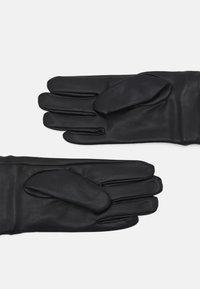 Jack & Jones - JACRICHARD SOLID GLOVES - Gloves - black - 1