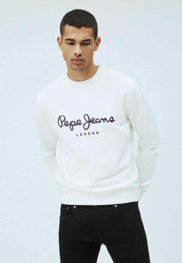 Pepe Jeans GEORGE - Bluza - blanco off/mleczny Odzież Męska GYXD