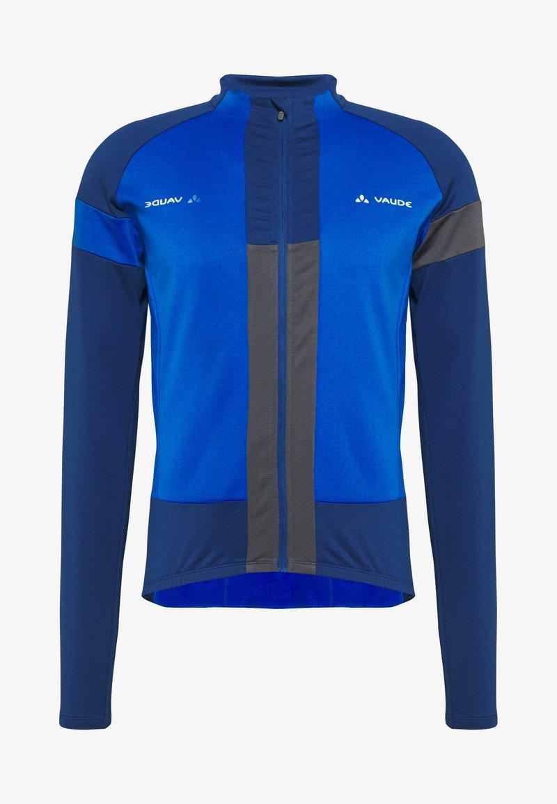 Vaude - MENS MATERA TRICOT - Langarmshirt - signal blue