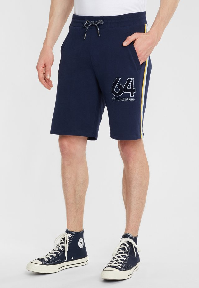 CALIFORNIA LIFE - Shorts - dark blue