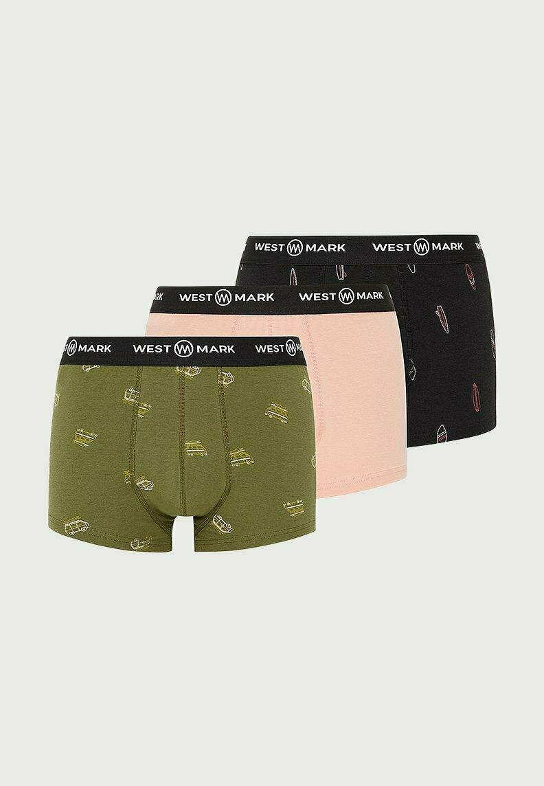 Herren 3-PACK - Panties