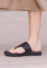 Next - T-bar sandals - black - 1