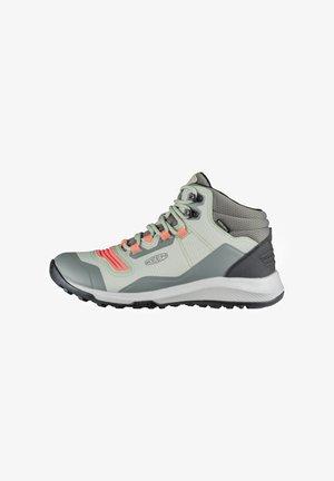 TEMPO FLEX MID WP - Hiking shoes - castor grey/dubarry