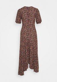 Trendyol - SIYAH - Maxi šaty - black - 1