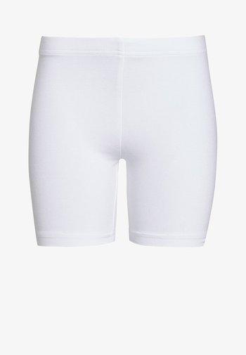 2 PACK CYCLE SHORTS - Shorts - white