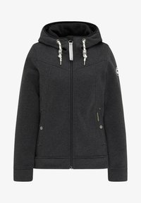 Schmuddelwedda - Outdoor jacket - dunkelgrau melange - 4