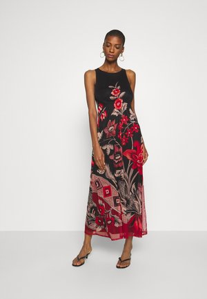 VEST LONDRES DESIGNED BY MR. CHRISTIAN LACROIX - Maxi dress - black