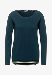Cecil - Long sleeved top - grün - 3