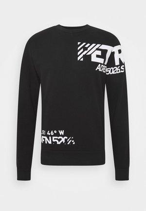 SUSTAINABILITY - Sweatshirt - black