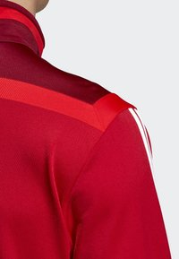 adidas Performance - TIRO 19 PES TRACKSUIT - Training jacket - red - 5