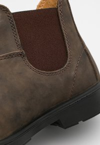 Blundstone - UNISEX - Classic ankle boots - rustic brown - 5