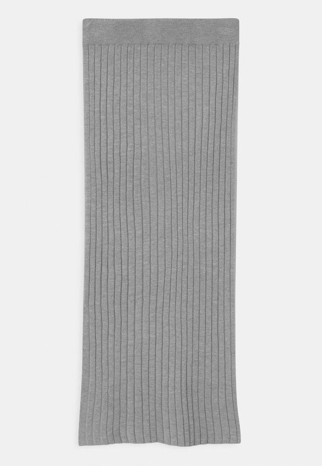 ELSE  - Maxi sukně - grey melange
