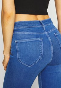 River Island - SKINNY JEANS - Jeans Skinny Fit - blue - 3