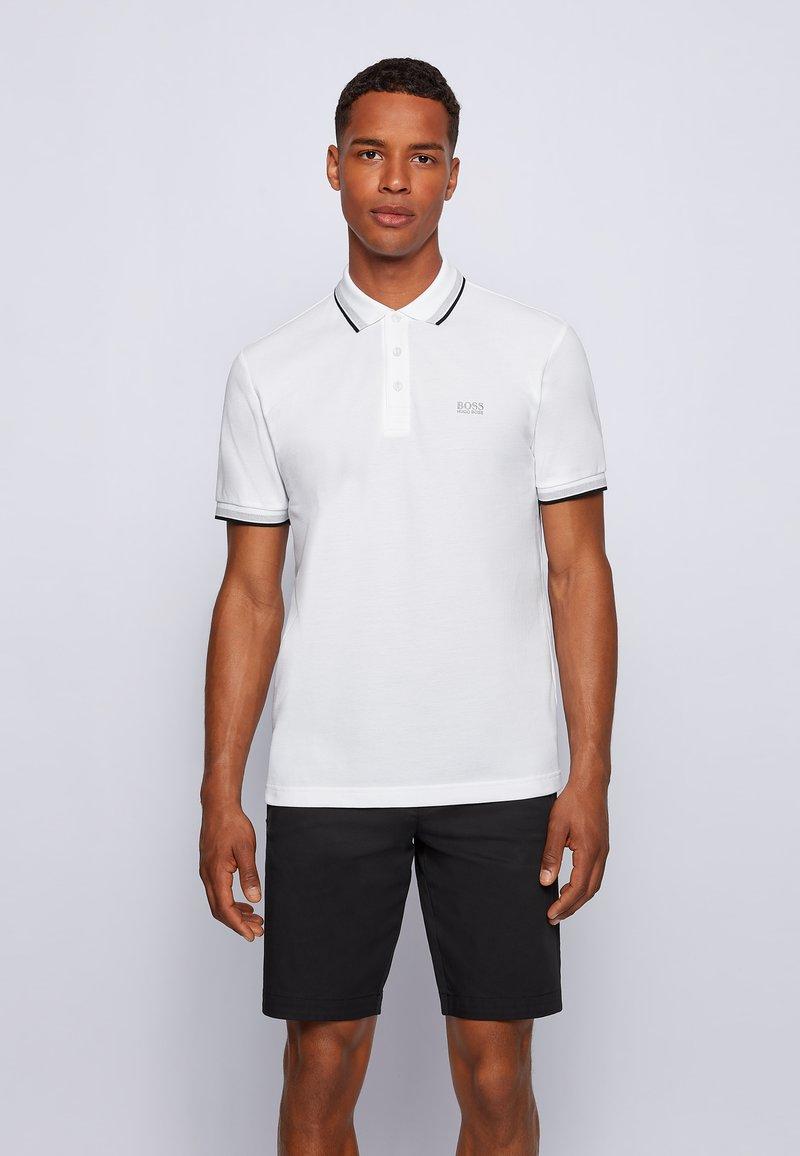 BOSS - PADDY  - Polo shirt - white