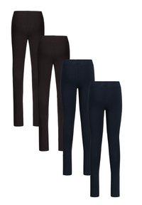 WE Fashion - 4-PACK - Leggings - multi-coloured - 1