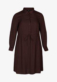 Zizzi - Day dress - dark bordeaux - 0