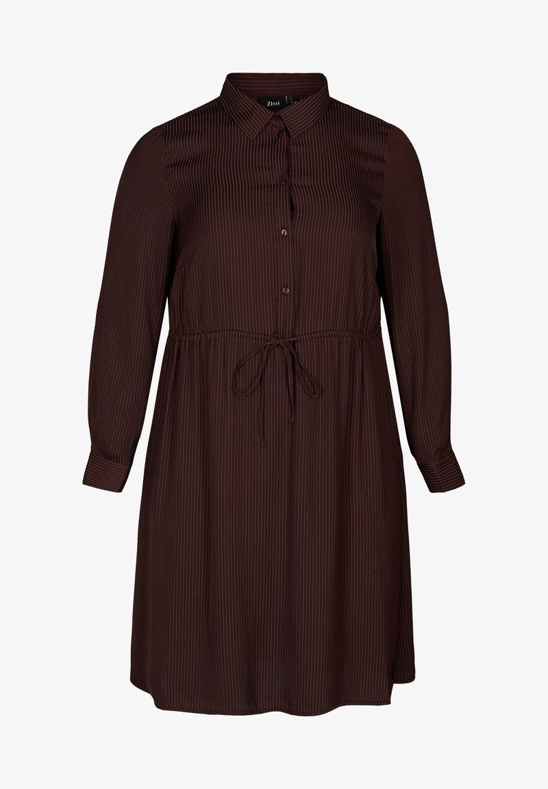 Zizzi - Day dress - dark bordeaux