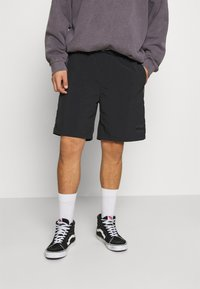 Quiksilver - NATIVE WALKSHORT - Shorts - black - 0