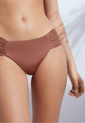 INDONESIA ECO - Bikini bottoms -  indian brown
