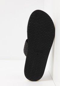 GANT - FLATVILLE - Pantofle - black - 6