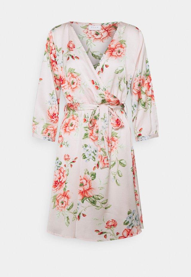 VIJOSE LUNA SHORT DRESS - Denní šaty - pale mauve
