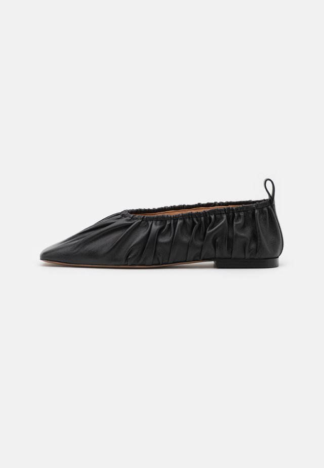 BALLERINA - Mocassins - black