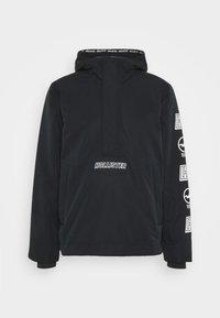 Hollister Co. - ANORAK - Light jacket - black - 4