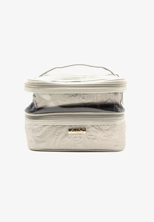 SET - Wash bag - platino