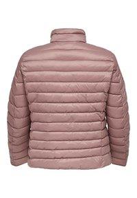 ONLY Carmakoma - Winter jacket - burlwood - 6