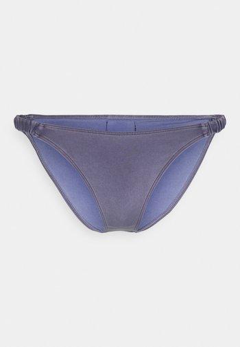 AUTHENTIC TANGA - Bikini bottoms - blue