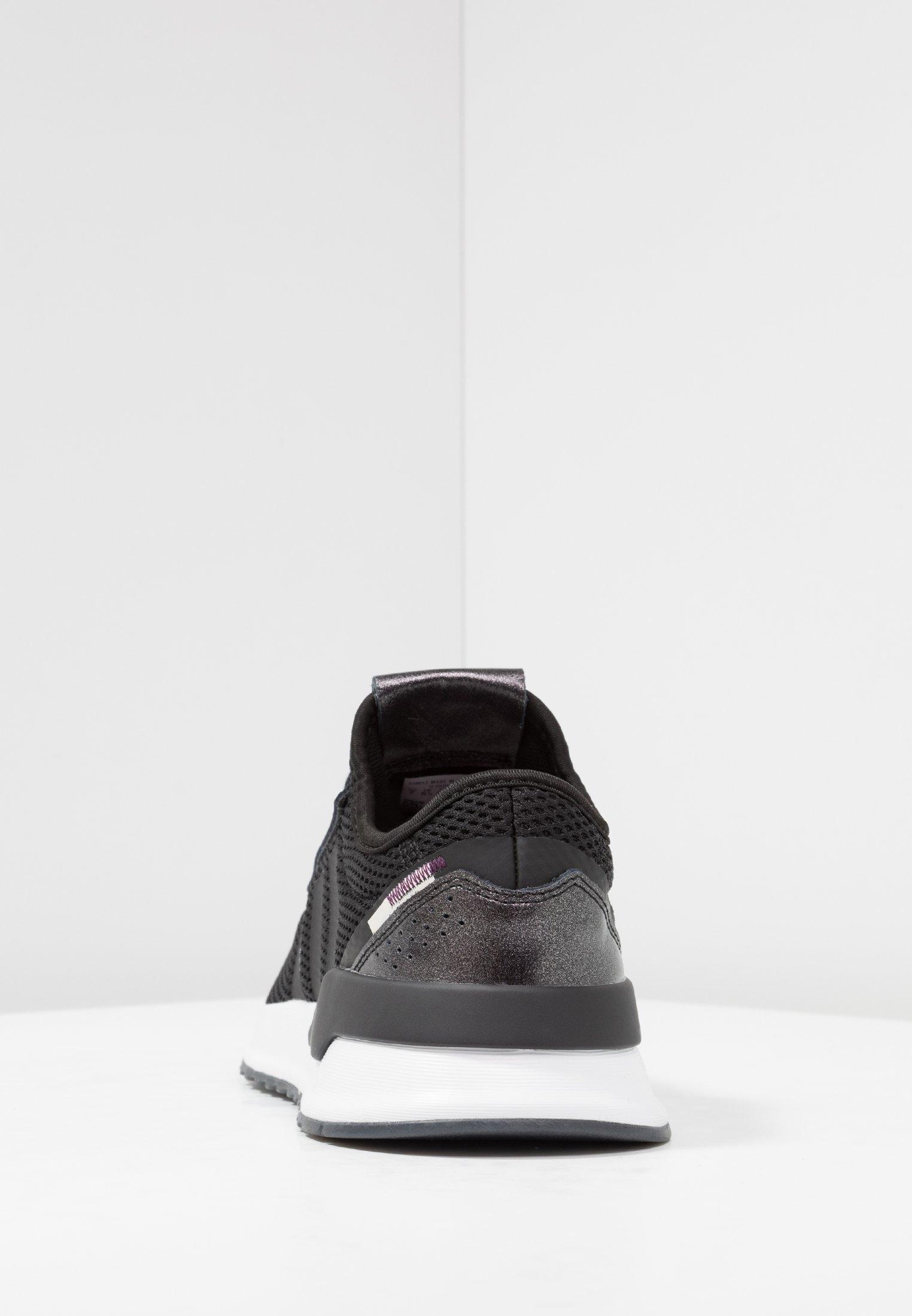 adidas Originals U_PATH X RUNNINGSTYLE SHOES Sneaker low core black/purple beauty/footwear white/schwarz