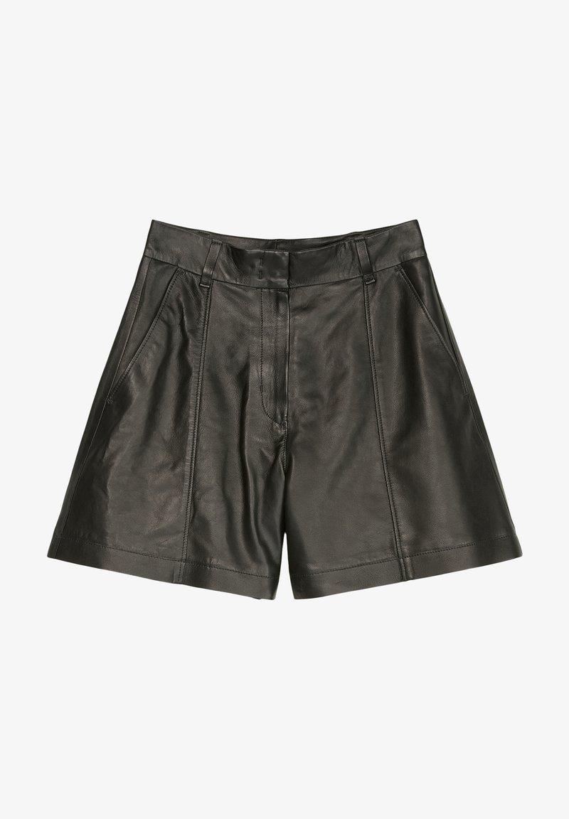 Marc O'Polo PURE - Shorts - pure black