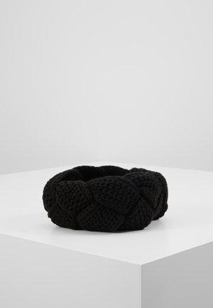 STIRNBAND - Ohrenwärmer - black