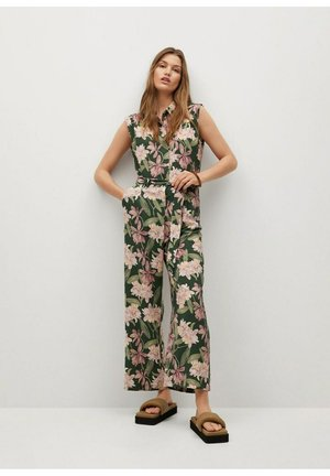 LULA - Jumpsuit - green