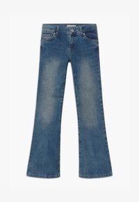 Cars Jeans - VERONIQUE - Džíny Bootcut - blue denim - 0
