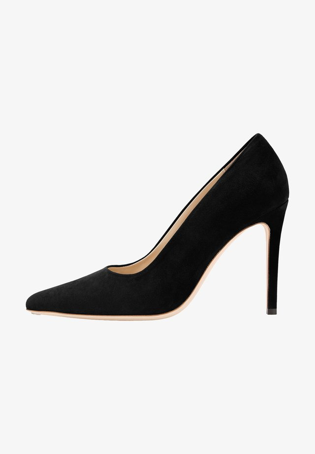 DEEP BLACK - Højhælede pumps - black