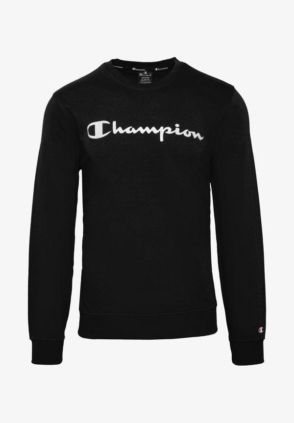Champion Bluza - black/czarny Odzież Męska DDJF