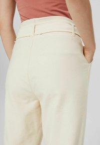 edc by Esprit - Tracksuit bottoms - beige - 6