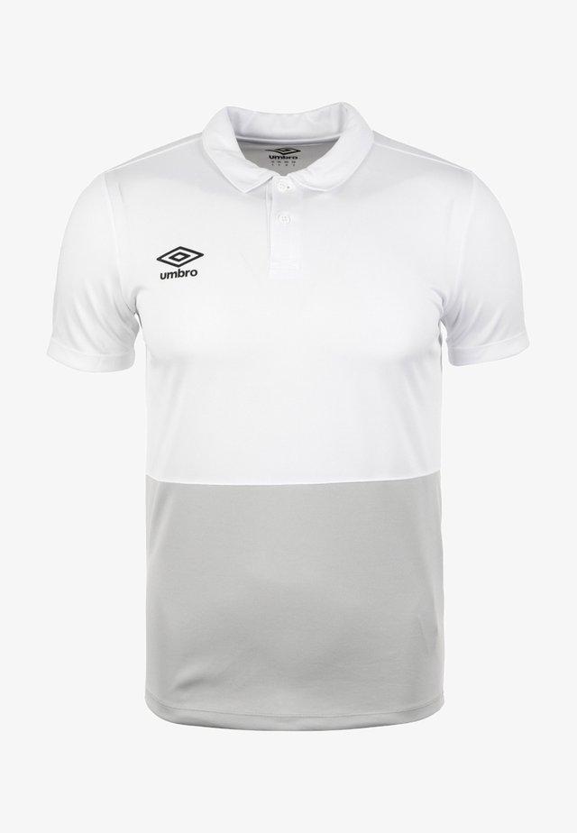 POLY - Koszulka sportowa - white