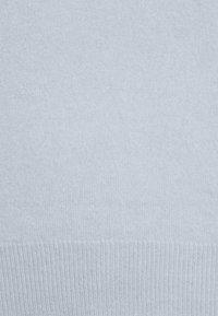 pure cashmere - CLASSIC CREW NECK  - Jumper - baby blue - 2