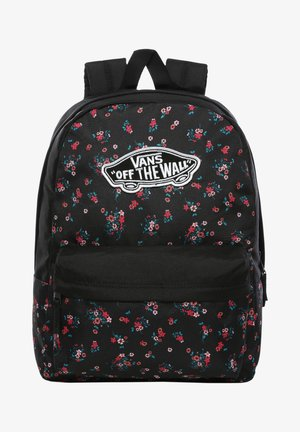 REALM - Rucksack - beauty floral black