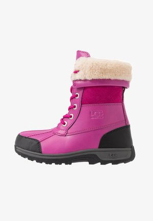 BUTTE  - Snowboots  - fuchsia
