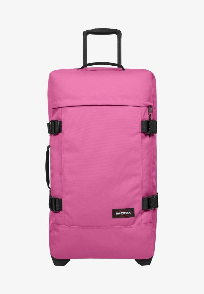 Eastpak - TRANVERZ - Wheeled suitcase - frisky pink