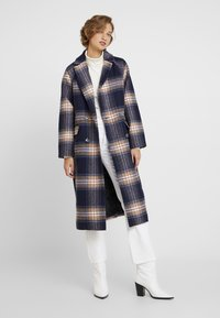 Karen by Simonsen - LAYLAKB COAT - Zimní kabát - multicolor - 1