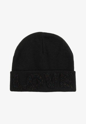 Beanie - black plus