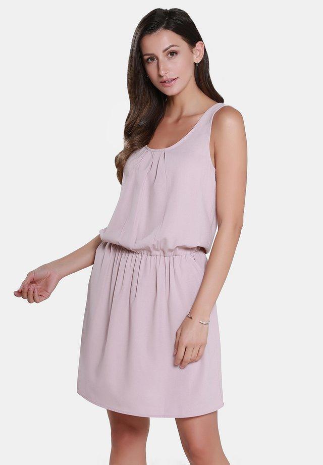 Sukienka letnia - hellrosa