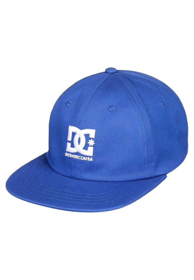 DC Shoes - DC SHOES™ LOGO DECON - SNAPBACK-KAPPE FÜR MÄNNER ADYHA03905 - Cap - nautical blue